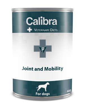Calibra dog JOINT and MOBILITY canned